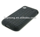 Tire cover silicon case skin for samsung galaxy s2 s3