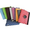 Wave point for ipad 3 case
