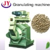 Granulating machine