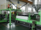 Sheet Extrusion Line/Dryer-free PET Double Vented Sheet Extrusion Line