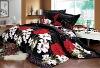 PVC packing bedding set 3pcs (reactive printing)