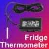 PT-2 refrigerator freezer digital thermometer compact panel
