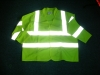 Safety Vest with long sleeve