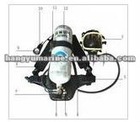 RHZK 6L 30Mpa positive pressure air respirator