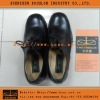 Women's Black Genuine Leather Shoes