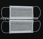 disposable 4 layer nonwoven active carbon face mask