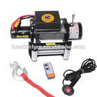 4x4 Electric Power Winch 8500lb CE approved