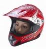 ATV helmet DOT CE EEC