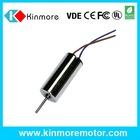 1.5V 6mm DC Coreless Motor for helicopter, RC toys (KM-610-L100N58)