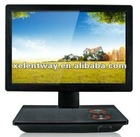 17.3 Inch Hotsell LCD TV DVD combo