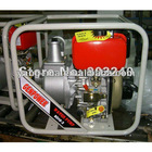 model 80HB-3LE,air cooled self-priming centrifugal clean diesel 3inch high pressure water pump