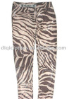 newest lady fashion pants,women pants,Leopard Printing Pantswomen trousers