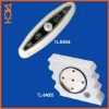 3*AAA battery operated led PIR sensor closet light with 3M sticker TL-84006