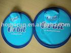 2012 foldable frisbee