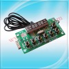 TM16 LED display for MP3 player