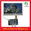 7'' 480*(RGB)*234 TFT LCD Module