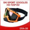ERA-3B HD 720p Ski Sport glasses video camera Goggles Sunglasses