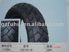 Motorcycle Part/Motorcycle Tire(120/70-10)