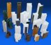 PVC extrusion profile for window and door
