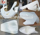 FRP Motorcycle Bodywork Fairing For KAWASAKI ZX10R 2004-2005 FRP Racing Fairing Body Kits Cover (HRH)