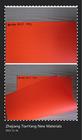 Fluorescent Orange PVC laminated tarpaulin - 200x300 18x12 300g