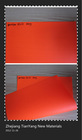 Fluorescent Orange PVC laminated tarpaulin - 200x300 18x12 300g
