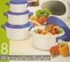 10sets wave pot,plastic lunch box