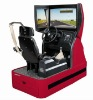 car driving simulator-120o visual angel