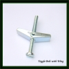 Quality Spring Toggle Bolt with Wing
