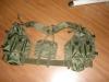 Tactical gun belt