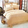 Soybean fiber bedding sets