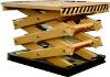 stationary hydraulic scissor lift heavy lifters