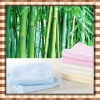 100 bamboo fabric face towel