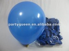 navy blue metallic Balloons 10' B-A010