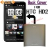 Battery Back Door Cover Housing For HTC HD2 T8585