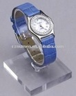 acrylic watch display stand/ display stand for watches