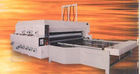 water-base printing slotter of corrugated boards