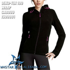 Fleece jacket winter jacket desgin for ladies