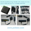 Stand alone external laptop battery charger for L51,LENOVO Y510,Y520,C300, A1360, Aspire 5560, TM520, TM620