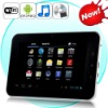 7'' Boxchip A10 1.2GHZ in deed Android 4.0 HDMI wifi MID tablet pc 512MB/ 4GB-8GB capacitive 5 points