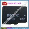 Micro SD Memory Card 8GB