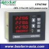LED power meter: Algodue UPM3060 DIN 144x144