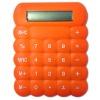 Promotional Desktop Silicone Calculator