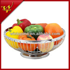 Stainless Steel Wire Fruit Basket