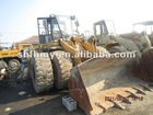 Used KOMATSU 380 wheel loader working condition price cheap