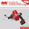Powerfeed Cordless drain cleaner