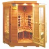 paulownia wood usage-making sauna houses