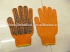 NITRILE WORKER GLOVES WITH RUBBER DIMPLES POPULAR THESE MONTHS