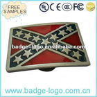 traditional pin nickel-free belt buckle