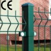 Welded Iron House Fence Designs(professional manufacturer)